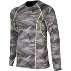 Camo Gray Aggressor 1.0 Base Layer Shirt - 3356-006-140-600