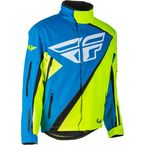 Blue/Hi-Vis SNX Jacket - 470-4079M