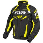 Black/Hi-Vis Octane Jacket - 180021-1065-10