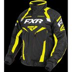 Black/Hi-Vis Octane Jacket - 180021-1065-13