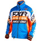 Blue/Orange/Black/White Cold Cross Race Ready Jacket - 180032-4030-13