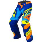 Navy/Orange/Hi-Vis Cold Cross Race Ready Pants - 180115-4530-13