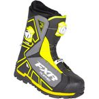 Black/Hi-Vis Tactic Dual Zone Boots - 180700-1065-41