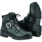 Women's Black Marica Boots - BB9009