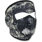 Sprocket Skull Full Mask - WNFM110