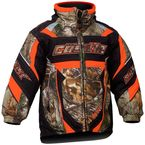 Toddler Orange Bolt G4 Realtree Jacket - 72-6252
