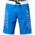 Acid Blue Flection Boardshorts - 21134-588-32