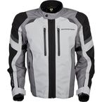 Gray Optima Jacket - 14504-3