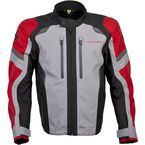 Red Optima Jacket - 14506-5