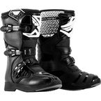Youth Black Maverik Boots - 364-55101