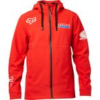 Red HRC Pit Jacket - 22506-003-L