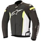 Black/White/Yellow T-Missile Air Jacket - 3300618-125-L