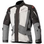 Black/Gray Yaguara Drystar Jacket - 3203218-1192-L