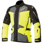 Black/Gray/Yellow Yaguara Drystar Jacket - 3203218-1015-L