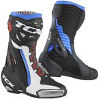 White/Black/Blue RT Race Pro Air Boots - 7651 BNBL 44