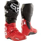 Black/Red Preest Limited Edition Instinct Boots - 17776-017-10