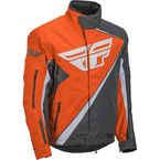 Orange/Gray SNX Pro Jacket - 470-40883X