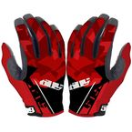 Red Low 5 Gloves - 509-GLOL5R-18-LG