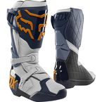 Navy/Orange Comp R Boots - 22959-425-10