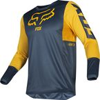 Navy/Yellow 180 Przm Jersey - 21728-046-L