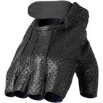 Vented Leather Fingerless Gloves - GVM1016L