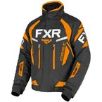 Black/Orange Team FX Jacket - 190000-1030-13