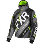 Charcoal/Black/Lime CX Jacket - 190021-0870-13