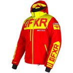 Nuke Red/Hi-Vis Helium X Jacket - 190038-2365-13