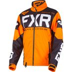 Orange/Black/White Cold Cross Race Ready Jacket - 190032-3010-13