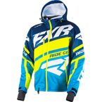 Blue/Navy Fade/Hi-Vis RRX Jacket - 190045-4065-10