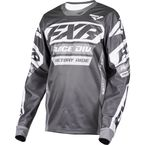 Charcoal/Gray Cold Cross RR Jersey - 191115-0805-13