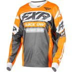 Charcoal/Orange/Gray Cold Cross RR Jersey - 191115-0830-13