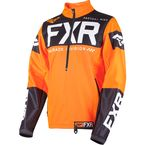 Orange/Black/White Cold Cross RR Pullover Jacket - 191117-3010-13