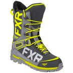 Black/Charcoal/Hi-Vis Helium Lite Speed Boots - 190704-1065-46