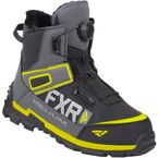 Black/Charcoal/Hi-Vis Helium Outdoor Boa Boots - 190711-1065-43