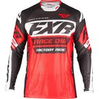 Red/Black/White Revo MX Jersey - 193305-2010-13