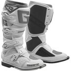 White/Silver SG-12 Boots - 2174-074-010
