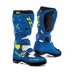 Bright Blue/White Comp EVO 2 Michelin Boots - 426-21644