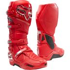 Flame Red Instinct Boots - 23277-122-11