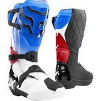 Blue/Red Comp R Boots - 24011-149-14