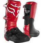 Flame Red Comp Boots - 25408-122-10