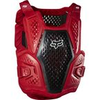 Flame Red Raceframe Roost Deflector - 24227-122-L/XL