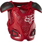 Flame Red R3 Roost Deflector - 24017-122-L/XL