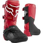 Youth Flame Red Comp Boots - 24014-122-5