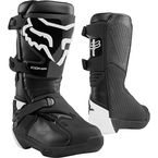 Youth Black Comp Boots - 24014-001-1