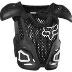 Youth Black R3 Roost Deflector - 24811-001-OS