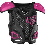 Youth Black/Pink R3 Roost Deflector - 24811-285-OS