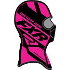 Youth Black/Fuchsia Boost Balaclava - 201633-1090-01