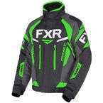 Black/Charcoal/Lime Team FX Jacket - 190000-1070-13
