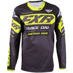 Black/Charcoal/Hi-Vis Cold Cross RR Jersey - 191115-1008-13